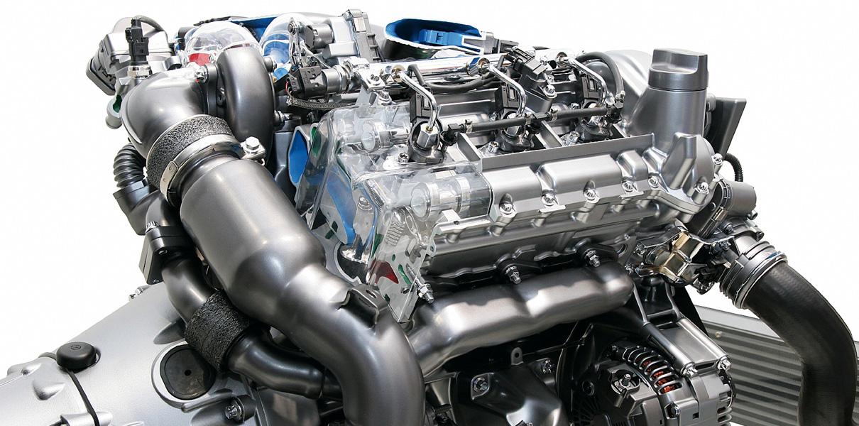 Branche Automotive – Eisenhardt Metallteile GmbH