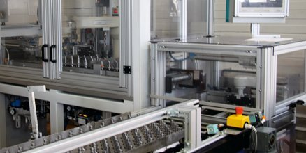 Fertigung – Eisenhardt Metallteile GmbH