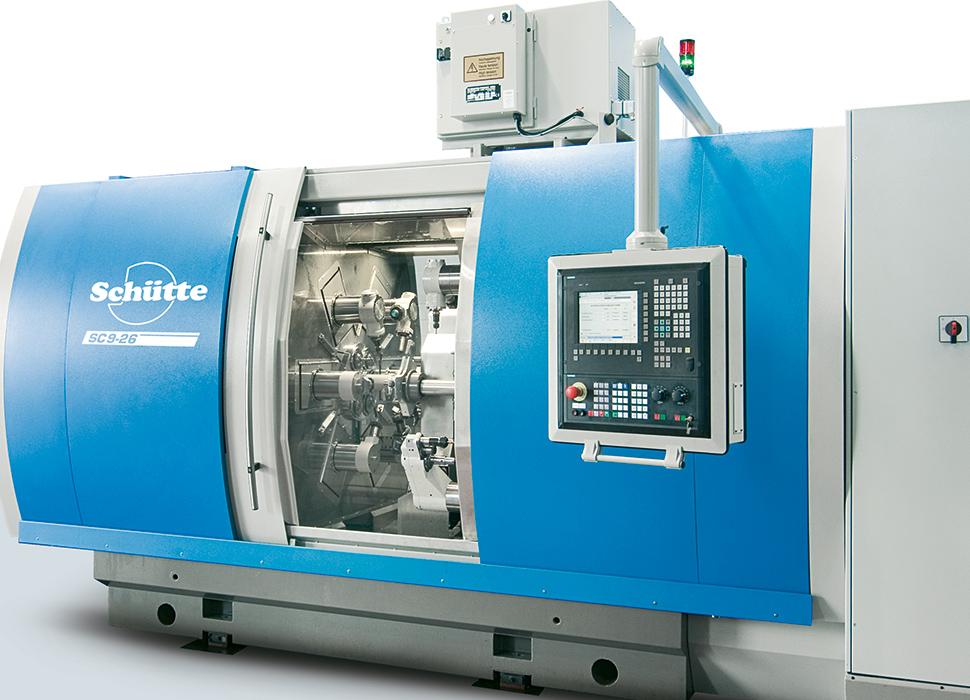Maschinenbau – Eisenhardt Metallteile GmbH