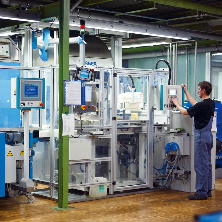 ECM Entgraten – Eisenhardt Metallteile GmbH