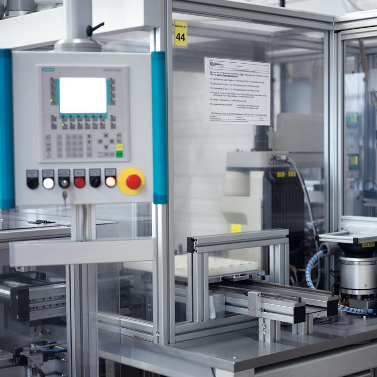 Montage – Eisenhardt Metallteile GmbH
