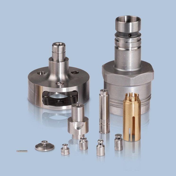 Serienproduktion – Eisenhardt Metallteile GmbH