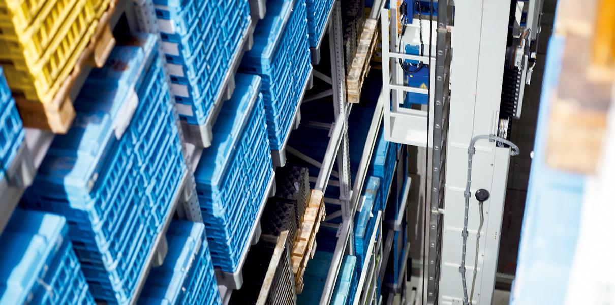 Service Logistik – Eisenhardt Metallteile GmbH